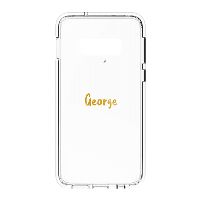 EFM Aspen D3O Case for Samsung Galaxy S10e Case CUSTOMISE