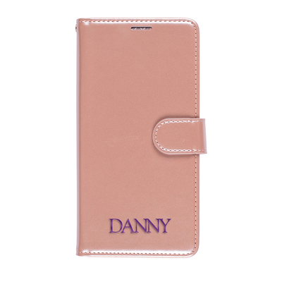 Faux Leather Wallet Case for Samsung Galaxy Note 20 Case CUSTOMISE