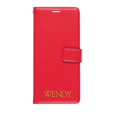 Faux Leather Wallet Case for Samsung Galaxy Note 9 Case CUSTOMISE