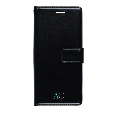 Faux Leather Wallet Case for Samsung Galaxy S9 Case CUSTOMISE