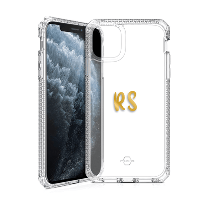 Itskins Hybrid Clear Case for iPhone 11 Pro Max Case CUSTOMISE