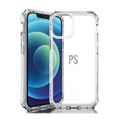 Itskins Hybrid Clear Case for iPhone 12 Mini Case CUSTOMISE