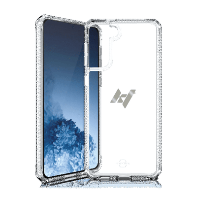 Itskins Hybrid Clear Case for Samsung Galaxy S21 Case CUSTOMISE