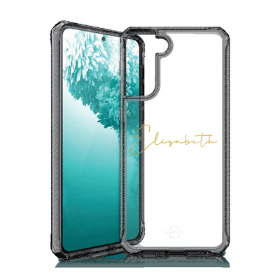 Itskins Hybrid Clear Case for Samsung Galaxy S21 Plus Case CUSTOMISE