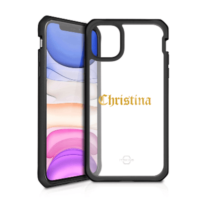 Itskins Hybrid Solid Case for iPhone 11 Case CUSTOMISE