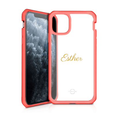 Itskins Hybrid Solid Case for iPhone 11 Pro Case CUSTOMISE