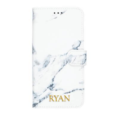 Marble Diary Wallet Case for iPhone 11 Pro Max Case CUSTOMISE