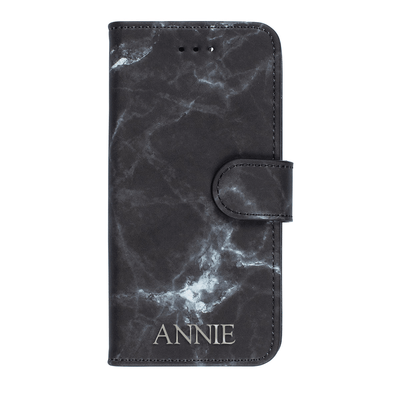 Marble Diary Wallet Case for iPhone 6/6S Case CUSTOMISE