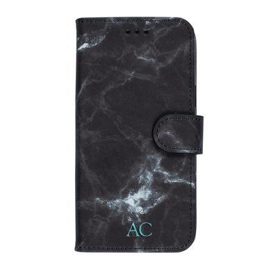 Marble Diary Wallet Case for Samsung Galaxy S9 Case CUSTOMISE
