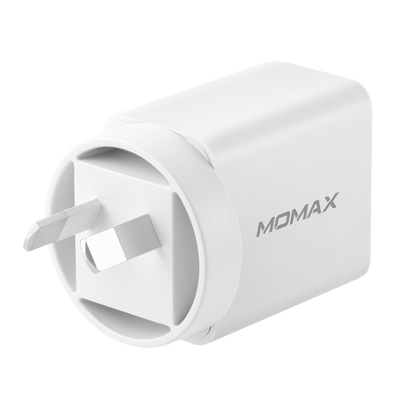 Momax One Plug Dual Adapter 20W Tech Accessory Momax