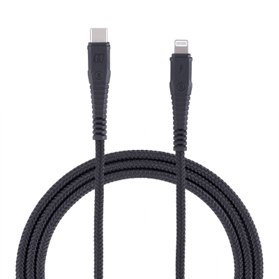 Momax Tough Link MFi Certified Lightning to Type C Cable 1.2M Tech Accessory Momax