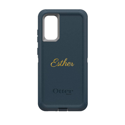 OtterBox Defender Case for Samsung Galaxy S20 Case CUSTOMISE