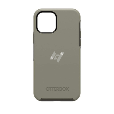 OtterBox Symmetry Case for iPhone 12/12 Pro (Grey) Case CUSTOMISE