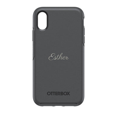 OtterBox Symmetry Case for iPhone X/XS Case CUSTOMISE