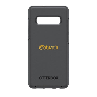 OtterBox Symmetry Case for Samsung Galaxy S10 Plus Case CUSTOMISE