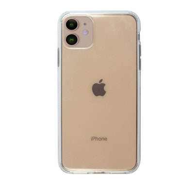 PC Glaze Case for iPhone 11 (Clear) Case Clear CUSTOMISE