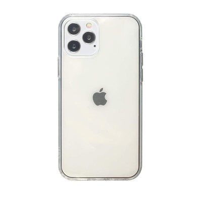 PC Glaze Case for iPhone 12/12 Pro (Clear) Case Clear CUSTOMISE