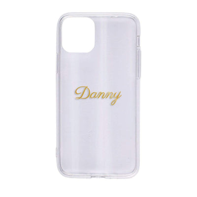 Shiny Case for iPhone 11 Pro (Clear) Case CUSTOMISE