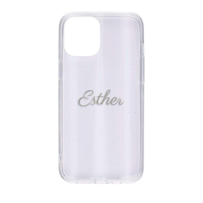 Shiny Case for iPhone 12 Pro Max (Clear) Case CUSTOMISE