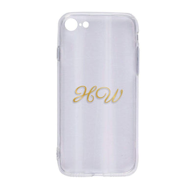 Shiny Case for iPhone 7/8/SE 2020 (Clear) Case CUSTOMISE