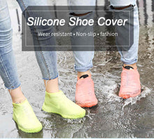 Load image into Gallery viewer, Waterproof Silicone Shoe Covers