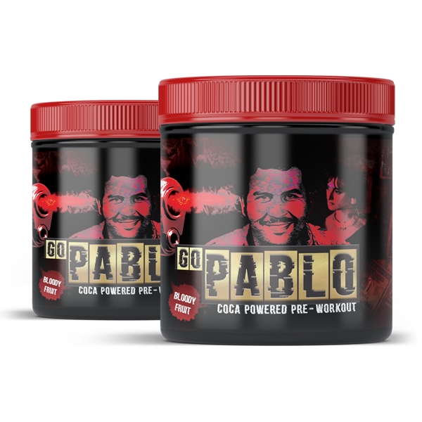 GoPablo Pre-Workout 2-PACK