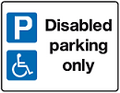 Vehicle / Parking Signs