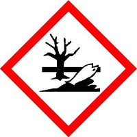 hazardous to the environment label