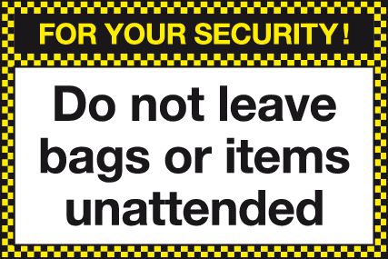 Cctv Security Health And Safety Signs And Labels Mjn