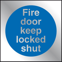 Mjn safety signs ltd health and safety signs labels and for 1 2 shut the door