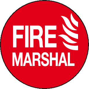 Fire Marshal label