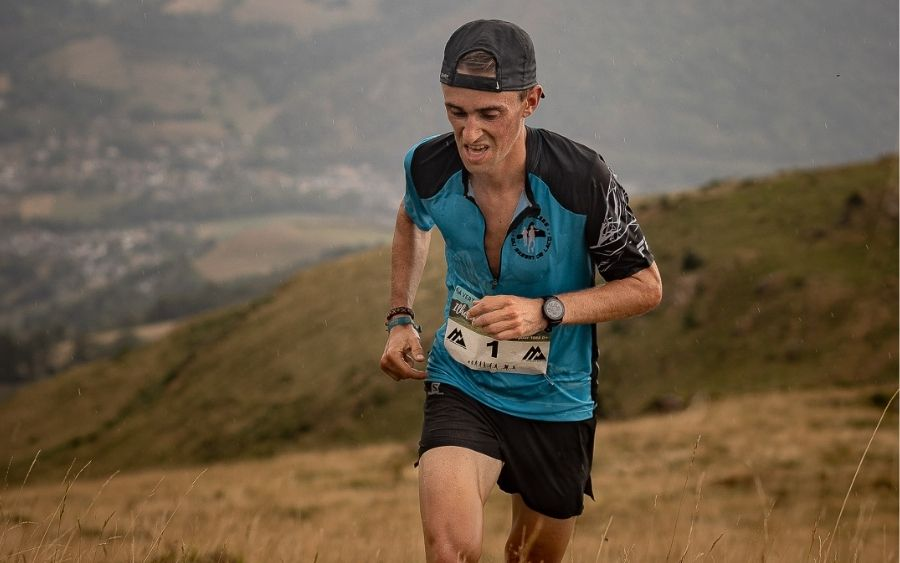 Trail-Running : Interview Vincent Loustau, Athlète du Kiwami Racing Team