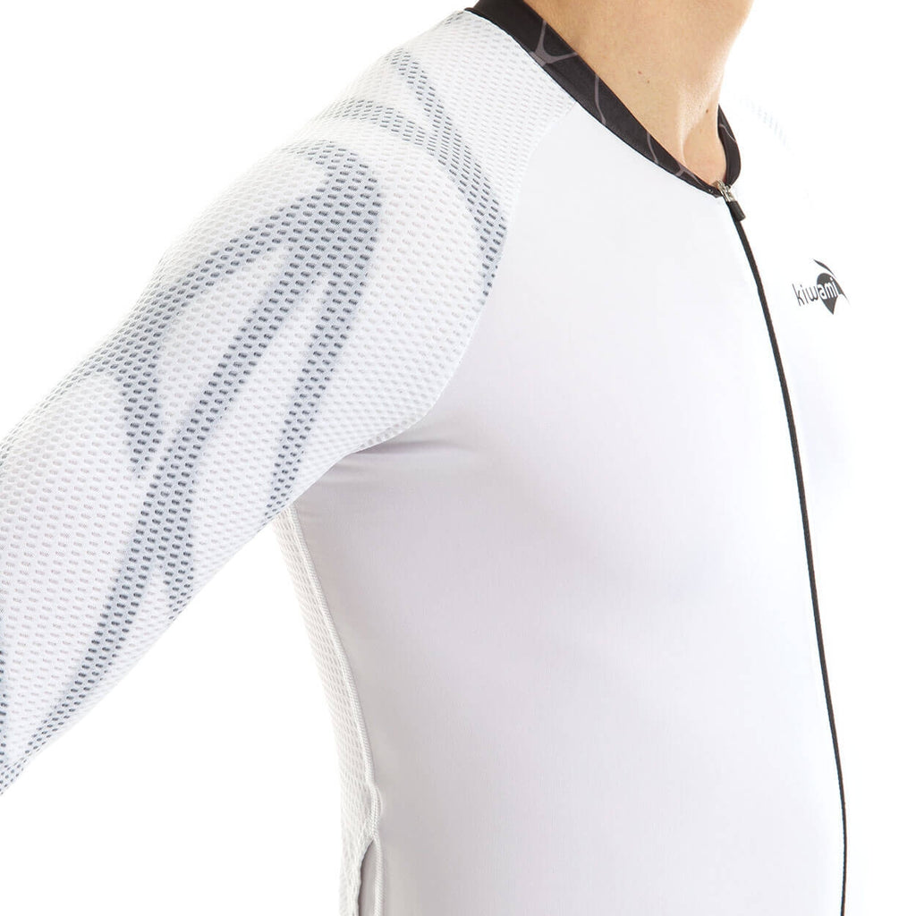 Spider 2 Air Top triathlon top Kiwami déperlant