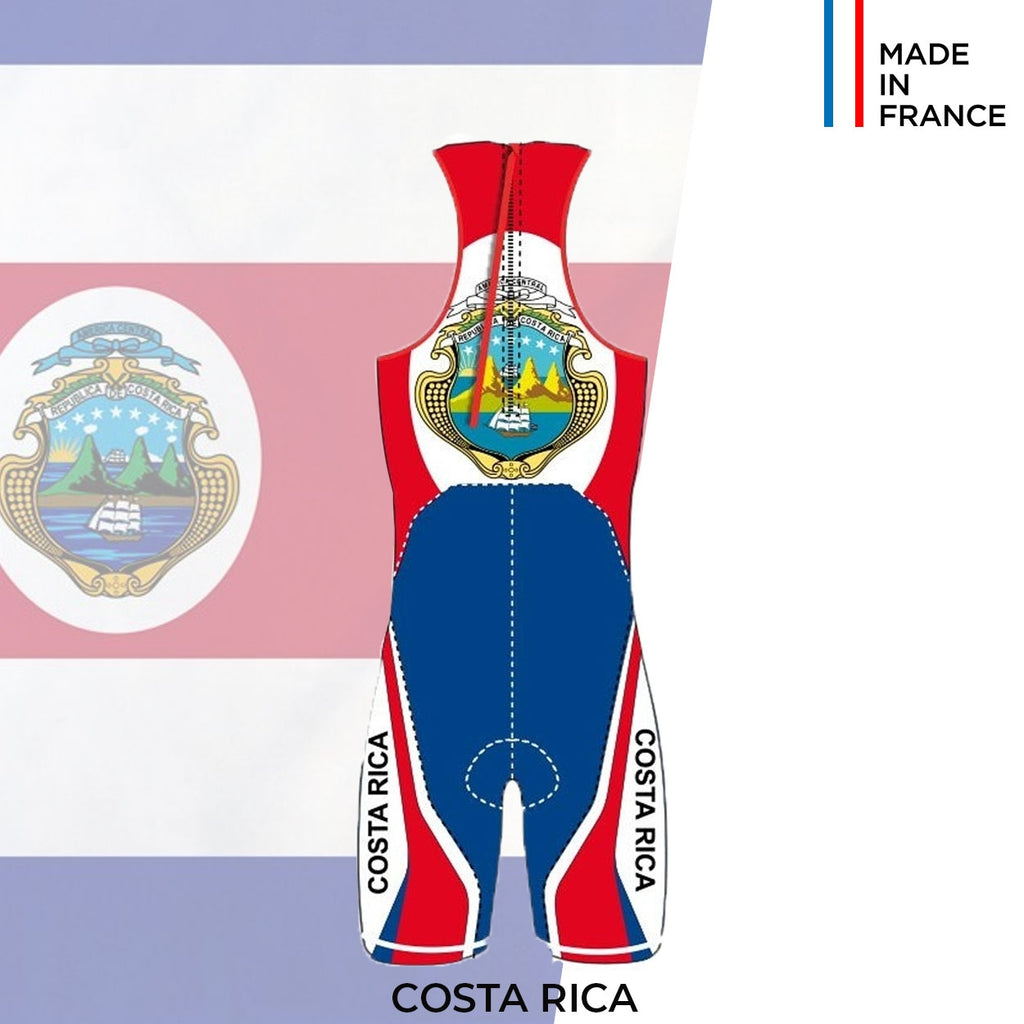 Nation Amphibian Costa Rica trisuit kiwami triathlon itu