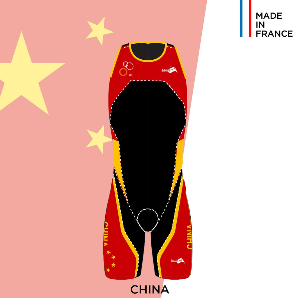Nation Amphibian wts china trisuit