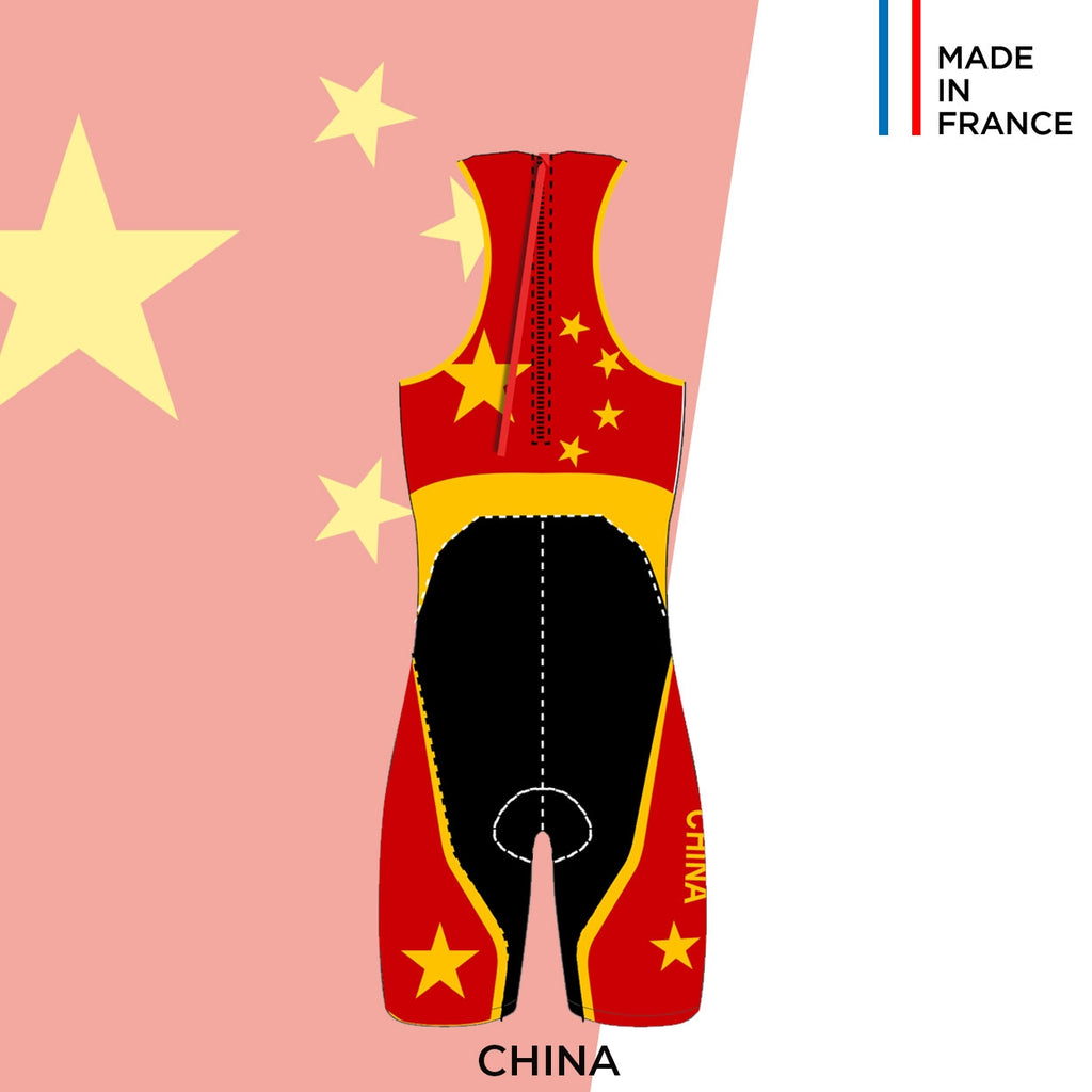 Nation Amphibian wts china trisuit itu