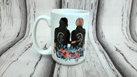 Long Distance Best Friend Two Sided Mug