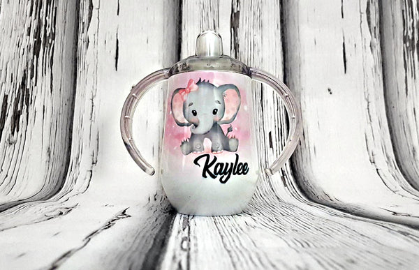 Custom Children's Sippy Cup