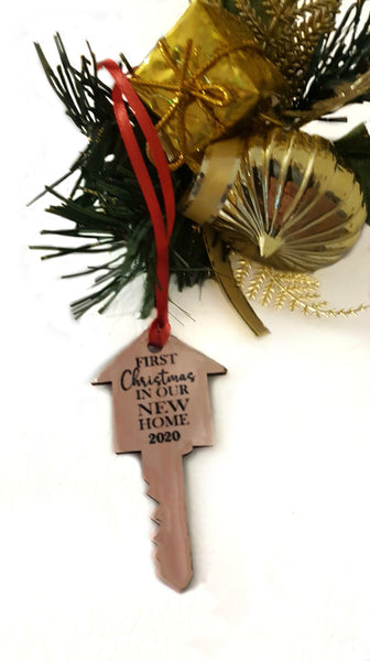 House Key Ornament