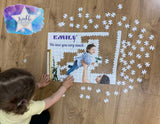 Custom Printed Puzzles, Custom Puzzles, Personalized Photo Puzzles,