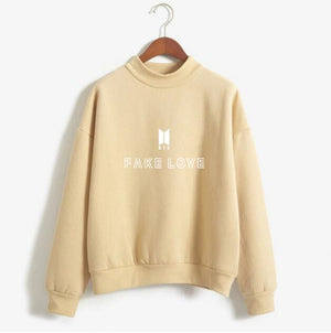 BTS  Fake Love Sweatshirt Hoodies
