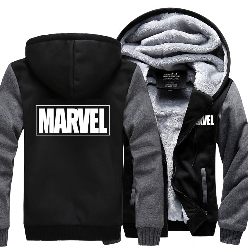 Captain America New Winter Jacket