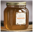 Raw Orange Blossom Honey by the Beekeeper's Daughter - 2.5 lb Jar (2.5 pound)