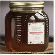 The Beekeeper's Daughter - Raw Saw Palmetto Honey  2.5 lb Jar