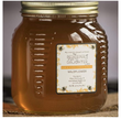 The Beekeeper's Daughter - Raw Wildflower Honey  2.5 lb Jar
