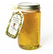 The Beekeeper's Daughter - Raw & Unfiltered Chunk Honey  1 pounds