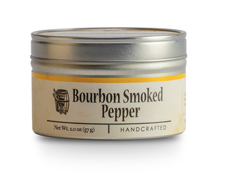 Bourbon Barrel Foods - Smoked Pepper 2.0 Oz