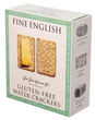 The Fine Cheese Co. - Fine English Gluten Free Water Crackers 6 oz