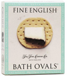 The Fine Cheese Co. - Fine English Bath Ovals 3.5 oz