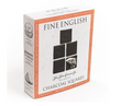 The Fine English Co. - Fine English Charcoal Squares 4.4 oz